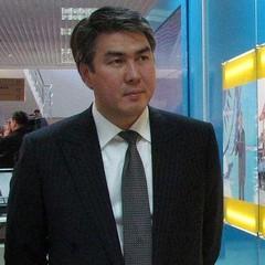 Asset Orentayevich Issekeshev
